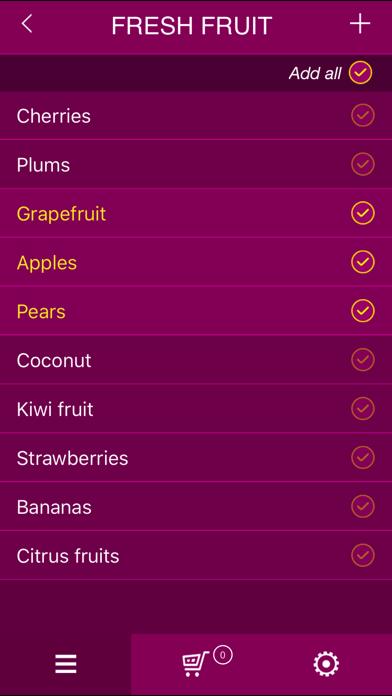 PCOS Diet Shopping Listのおすすめ画像3