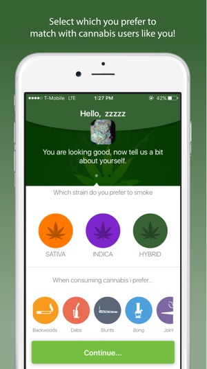 App for stoners to meet