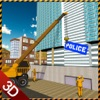 Police Station Builder Game