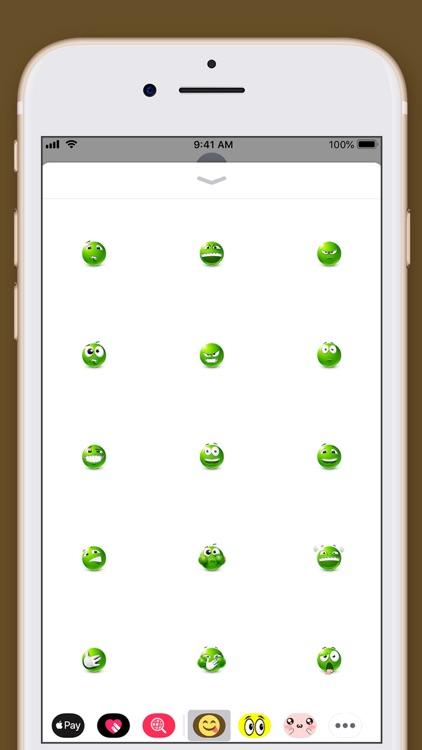 Smiley Face Emoji Stickers screenshot-3