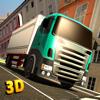 道路トラックシミュレーター3Dゲーム