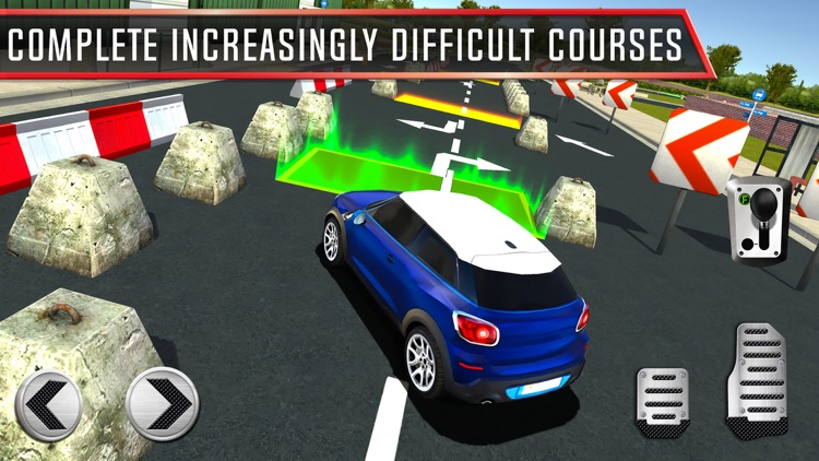 Roundabout: Sports Car Sim screenshot-3