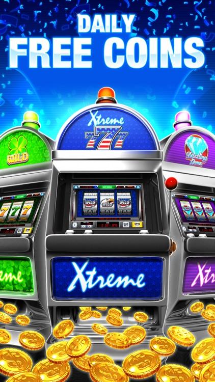 Xtreme Vegas Classic Slots screenshot-0