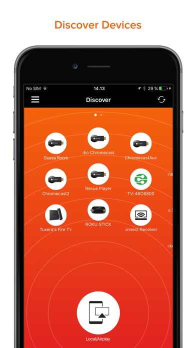 AllConnect - Play & Stream by Tuxera Inc  (iOS, United States