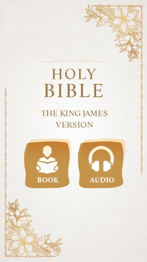 Audio Bible King James on the App Store