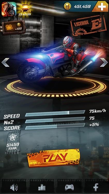 Death Moto 5 screenshot-3