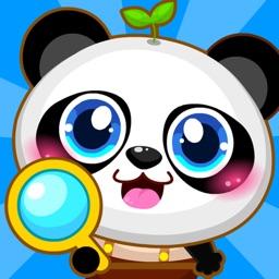 lovely panda baby