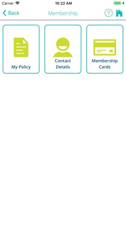 HIF Member App screenshot-3