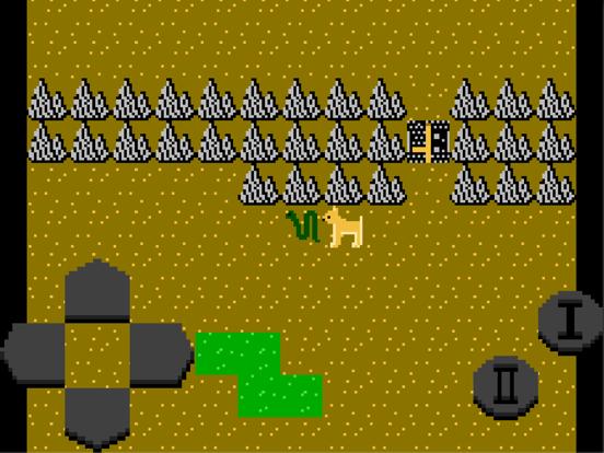 へびのゆうしゃ〜レトロなドットのRPG〜のおすすめ画像1