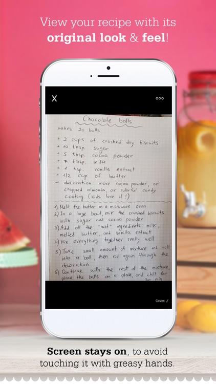 OrganizEat - Recipe Organizer screenshot-9