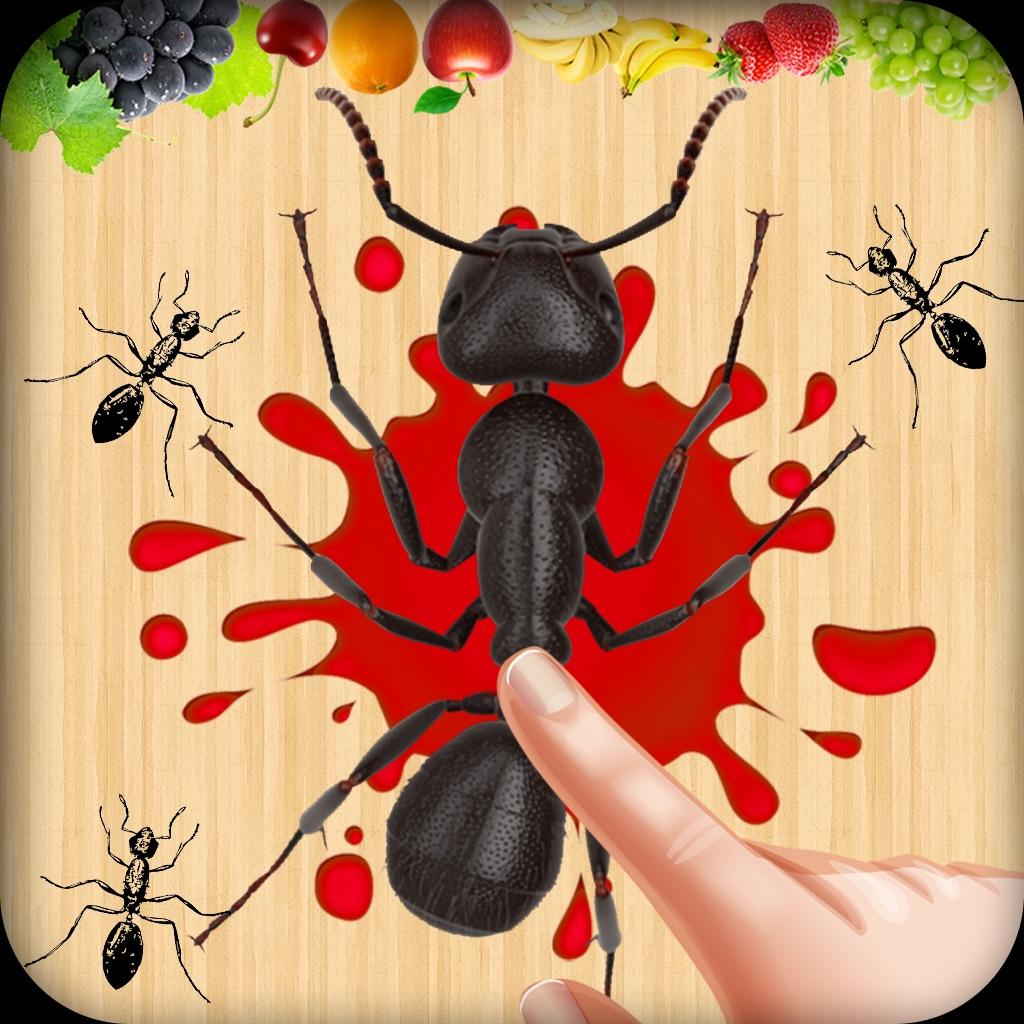 Ant Smasher game : 2018 games hack