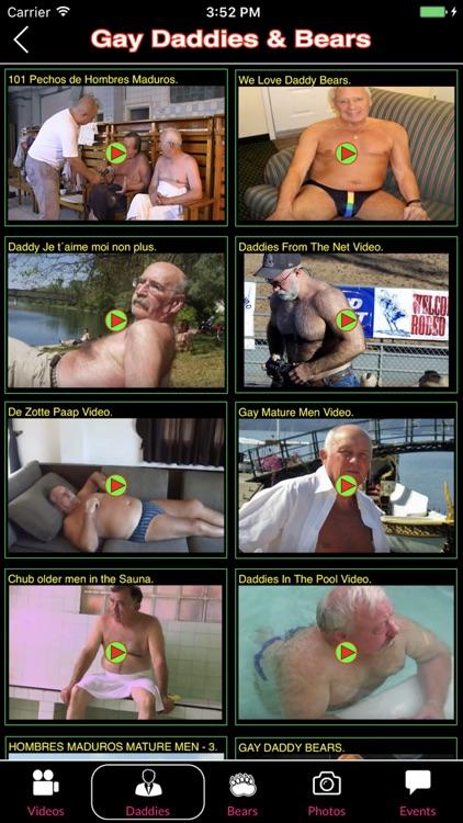 Gay Daddies & Bears screenshot-3