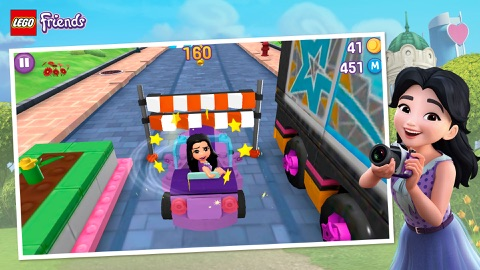 Lego Friends Heartlake Rush App Price Drops