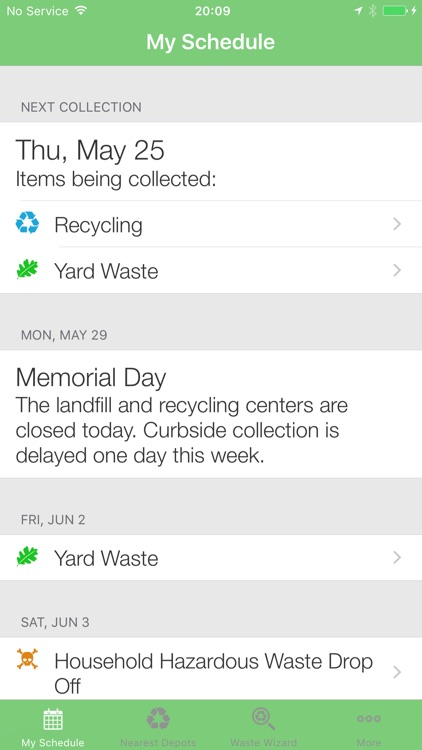Charles County RECYCLES