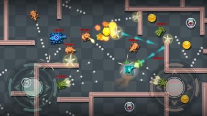 Tanks Fire Up:pocket wars hero-1