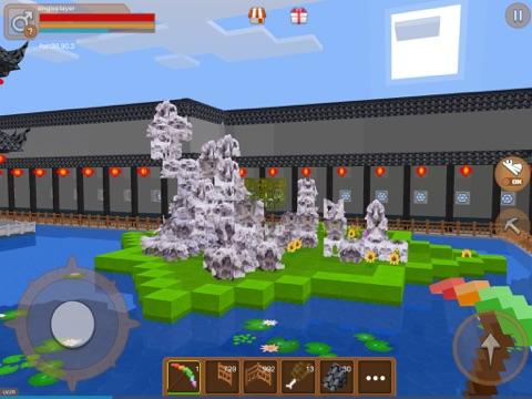 Скачать игру CubeMator - Mine the World