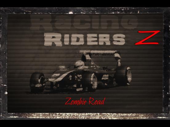 Racing Riders Z - Zombie Road screenshot 6