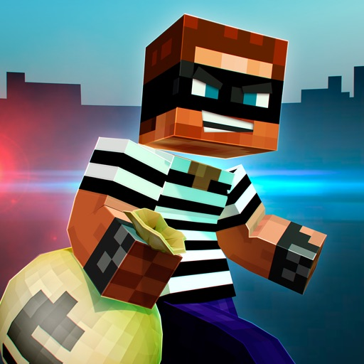 Robber Race Escape iOS App