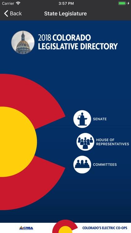 CREA 2018 Colorado Legislature