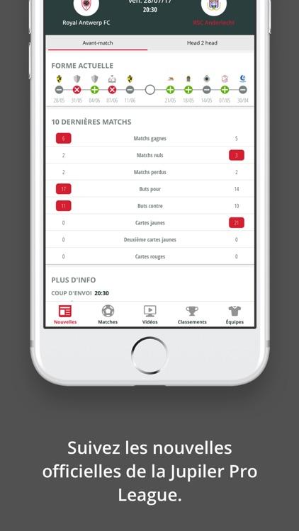 Jupiler Pro League - official screenshot-3