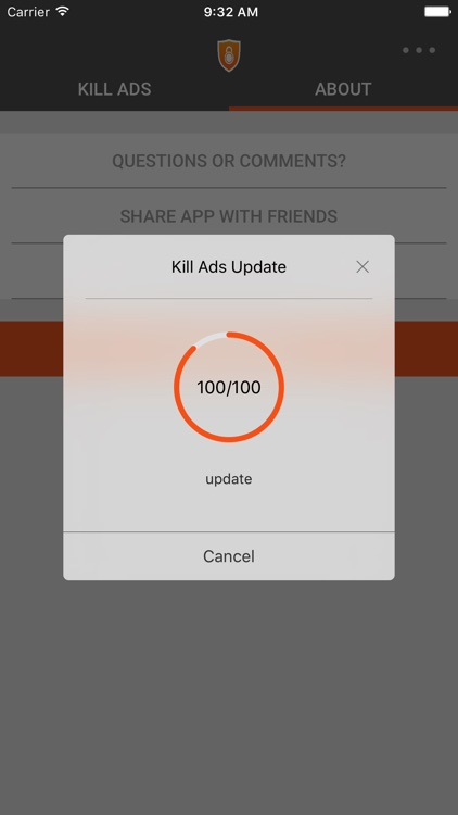 Kill Ads VPN: Block Origin Spam Trackers AdBlocker