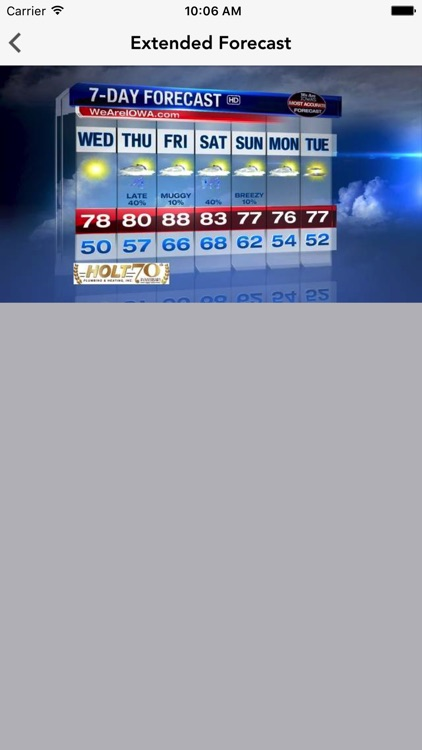 We Are Iowa Weather Local 5 screenshot-4
