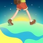 WALKUP-边走边玩的奇妙之旅 icon