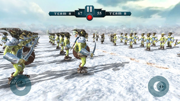 Epic Medieval Battle Simulator screenshot-3