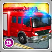 Fire truck: car games for kids