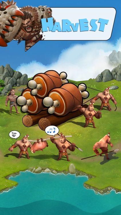 Survival Mobile:10,000 BC