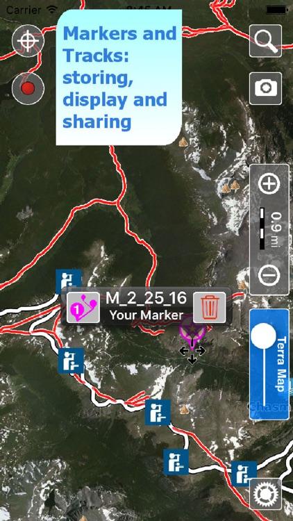 Rocky Mountain Hiking Trails screenshot-3