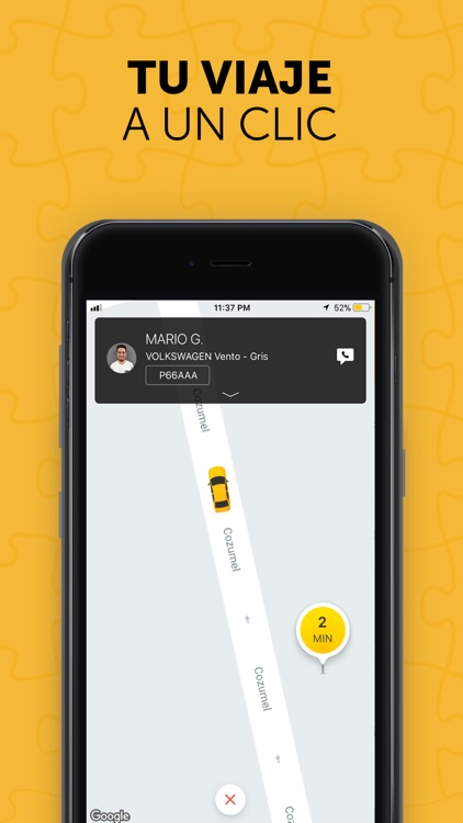Yaxi Easy - App de transporte screenshot-3