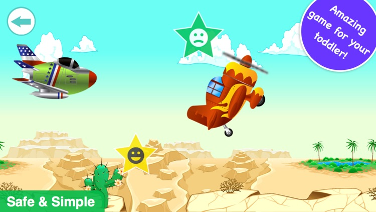 Air Race for Babies screenshot-0