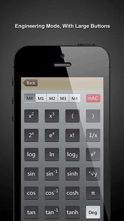 CalcQX ~ the calculator screenshot-4