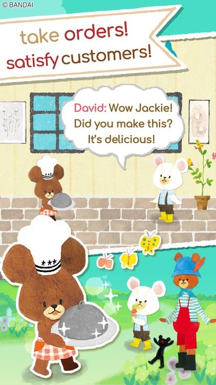 The Bears' School garden game screenshot-3