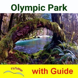 Olympic National Park GPS Maps