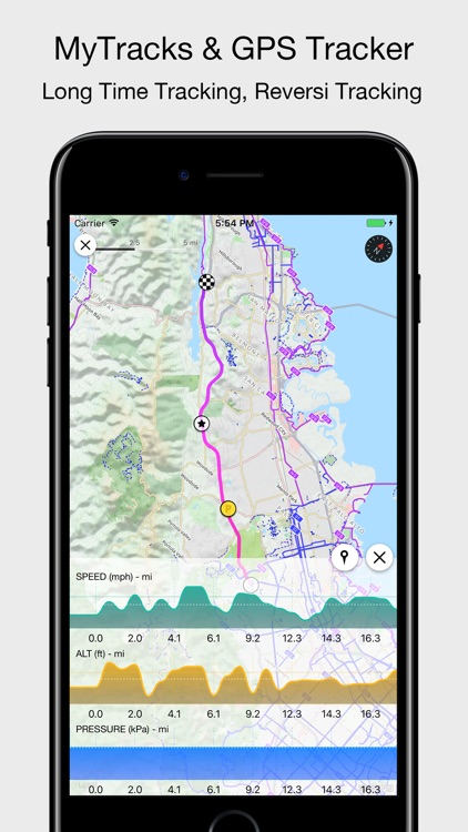 MyTracks™ screenshot-0