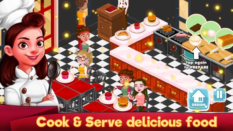 Restaurant Management Cafe