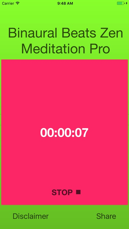 Binaural Zen Meditation Pro screenshot-3