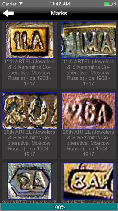 Hallmarks Database The guide to silver and gold metal marks
