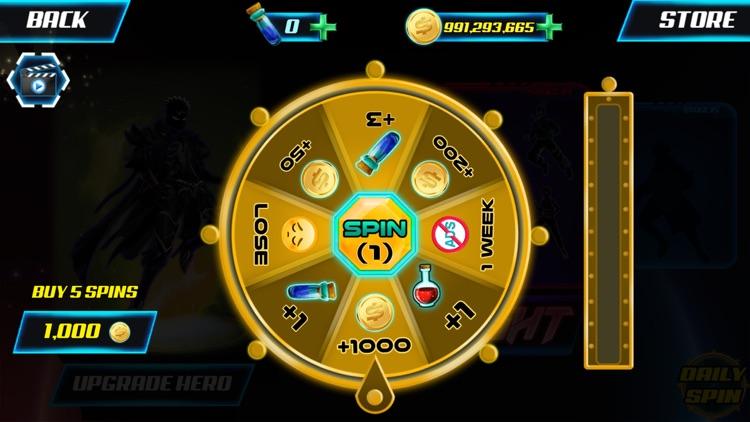 Hero Legend Battle screenshot-4