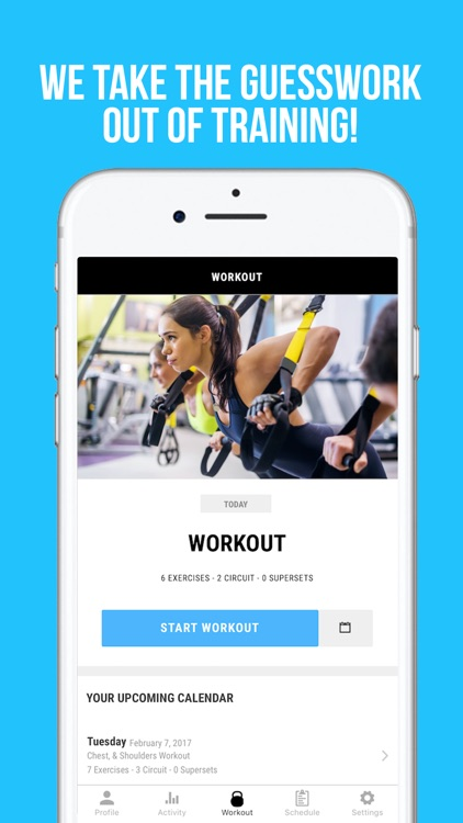 iGymPal: Fitness Coach
