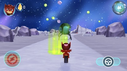 Screenshot for PJ Masks: Yarışan Kahramanlar in Turkey App Store