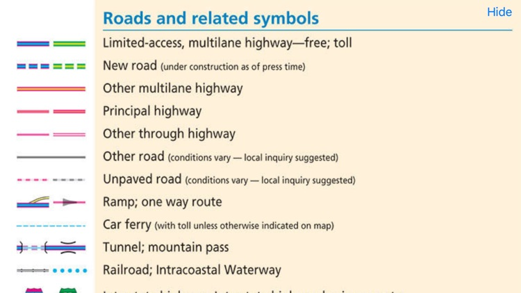 Rand McNally Road Atlas screenshot-7