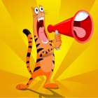 Animal Sounds For Kids-HD icon