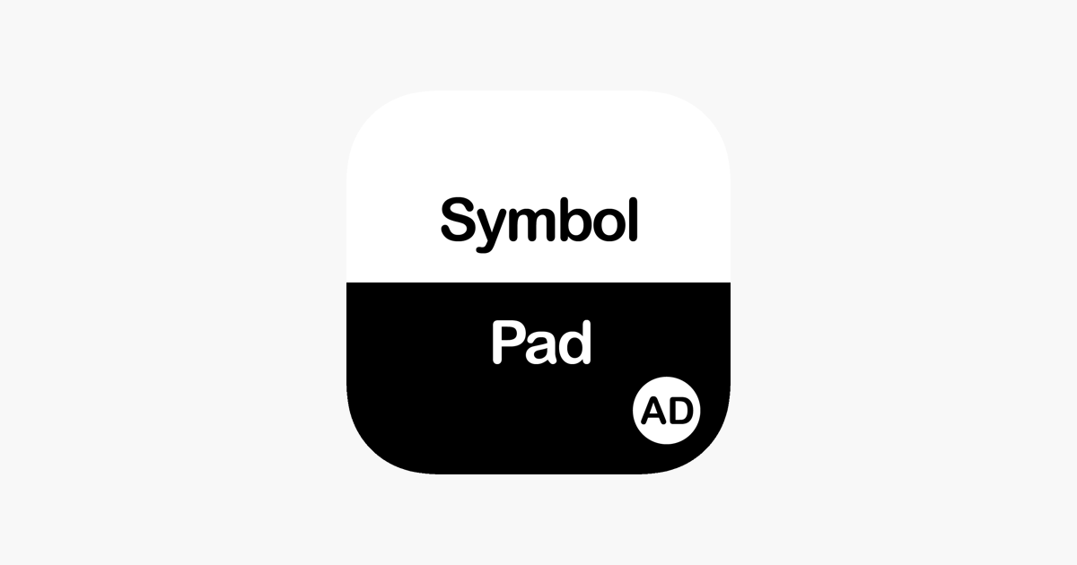 Symbol Pad Icons For Texting On The App Store
