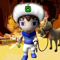 Codes for Ali Baba escapes the thieves Hack