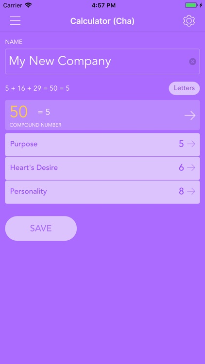 Pocket Numerology Pro screenshot-2