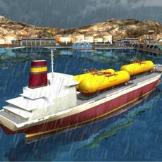 Activities of Oil Tanker Cargo Ship Sim 3D