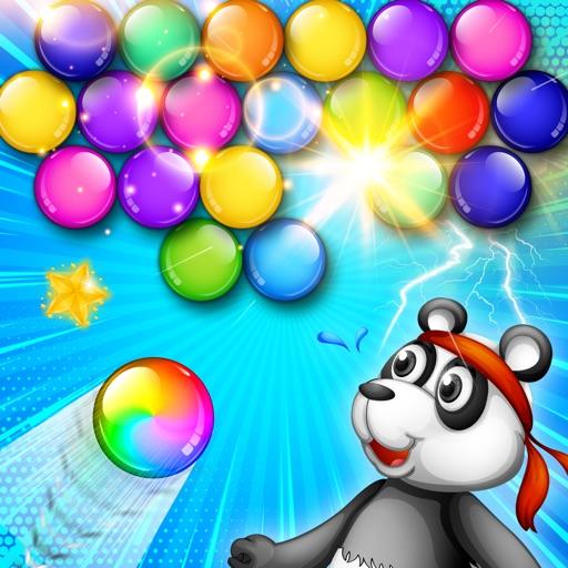 Panda Shooter Bubble